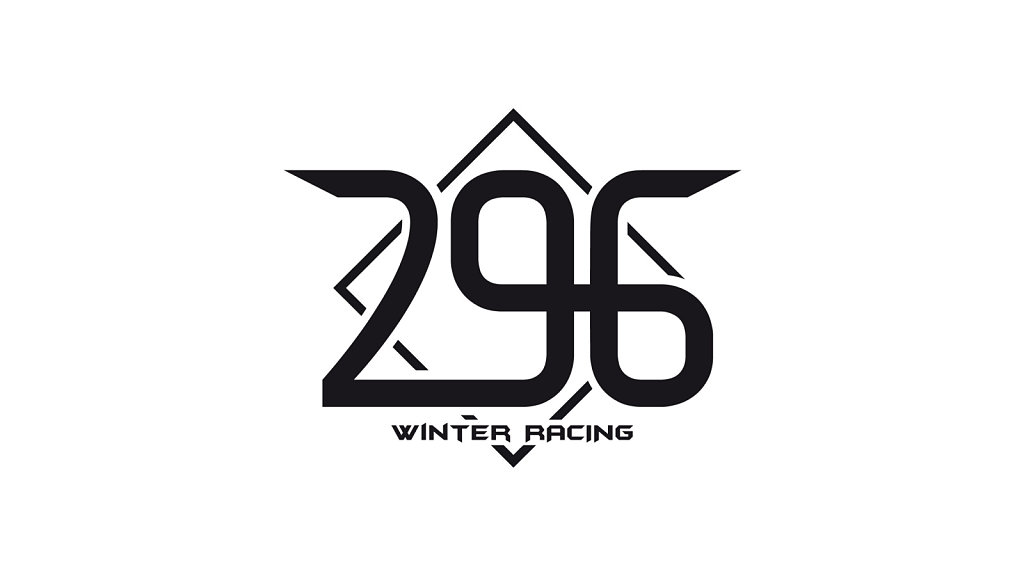 WinterRacing - Logodesign